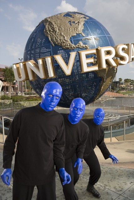 Review blue man group orlando florida everyday shortcuts - Blue man group box office ...
