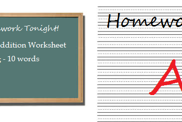 How to Manage Homework