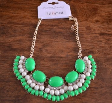 Review: Kisspat Fashion Necklaces