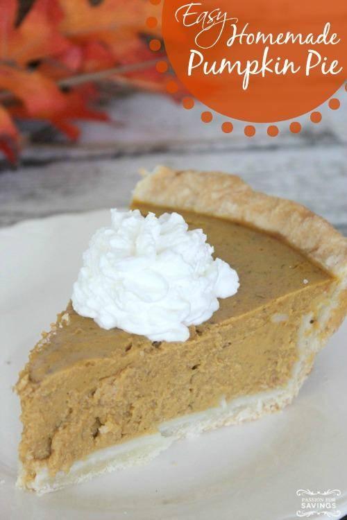Easy-Homemade-Pumpkin-Pie-Recipe