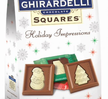 Review: Ghirardelli Holiday Impressions Chocolate Squares
