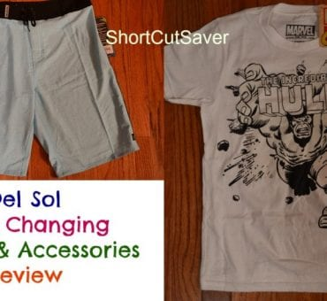 Review: Del Sol - Color Changing Clothes & Accessories