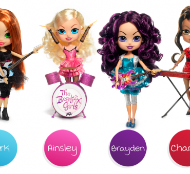 Review: Beatrix Dolls & Giveaway