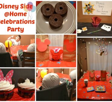 Disney Side @Home Celebrations Party