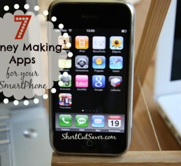 7 Money Making Apps for your Smartphone