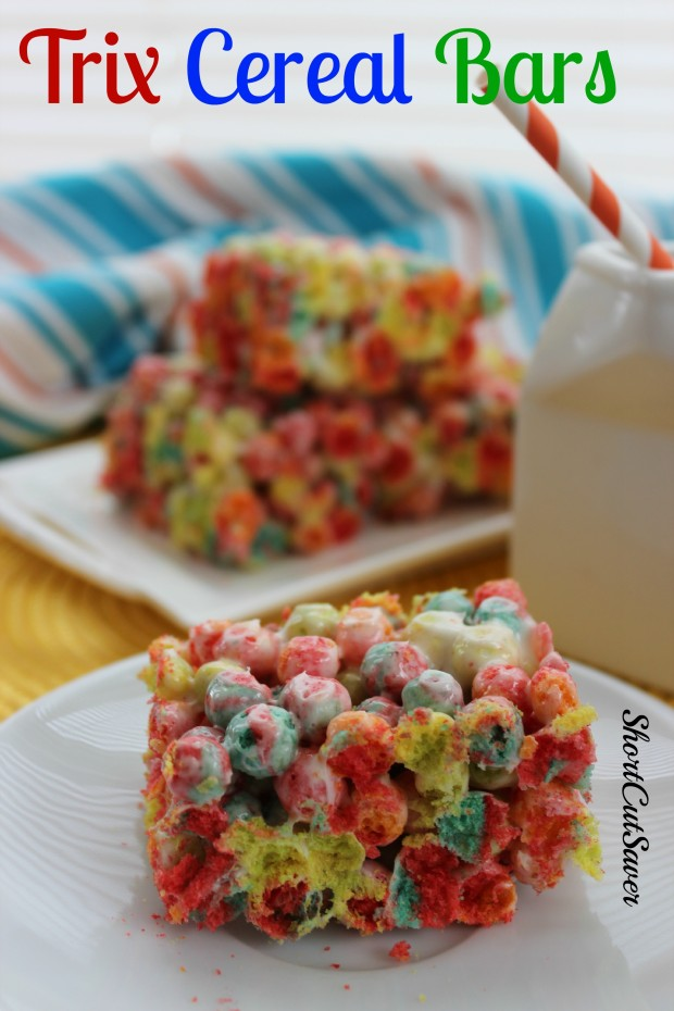 trix cereal bars