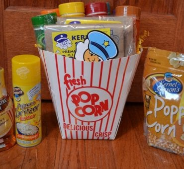 Review: Kernel Season's Popcorn Seasonings and Giveaway