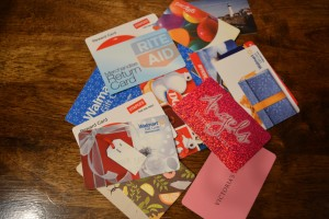 Organize your Gift Cards with Card Cubby and Giveaway