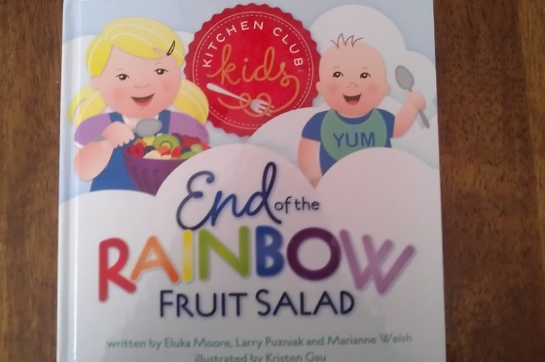 Review: Kitchen Club Kids Book & Giveaway