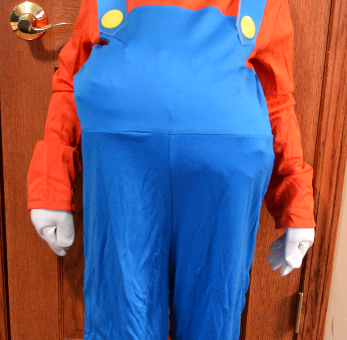 Review: Super Mario Brothers Kids Costume