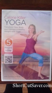Calorie Killer Yoga DVD Review