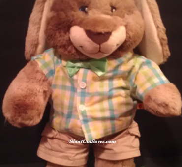 New Furry Friends at Build-A-Bear - Perfect for Easter Baskets + $25 Gift Card Giveaway