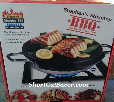 Stephen's Stovetop Grill Review