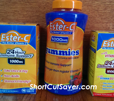 Ester-C Products- Build up your Immune System Review