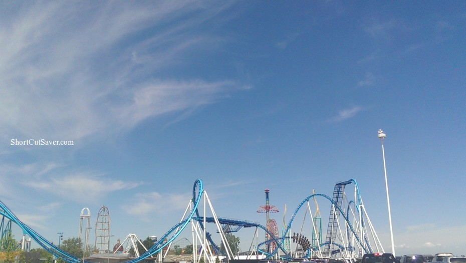 Family Fun Filled Day At Cedar Point #BloggingAtCP