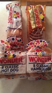Wonder Bread - Perfect for any Cookout