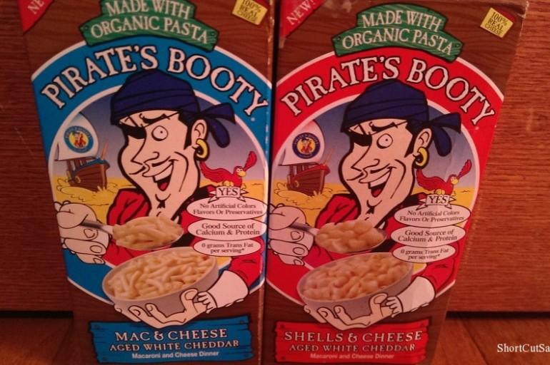 Pirate's Booty Mac & Cheese Cheesiest Joke & Giveaway