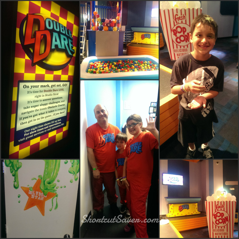 Nickelodeon Hotel Slime Show