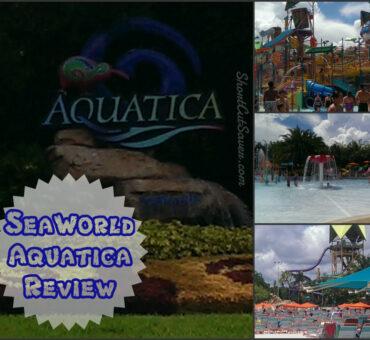 SeaWorld Aquatica Orlando, Florida