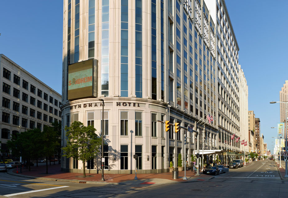 Wyndham At Playhouse Square Hotel Cleveland Oh Wyndhamweekends Wyndhamcle Everyday Shortcuts