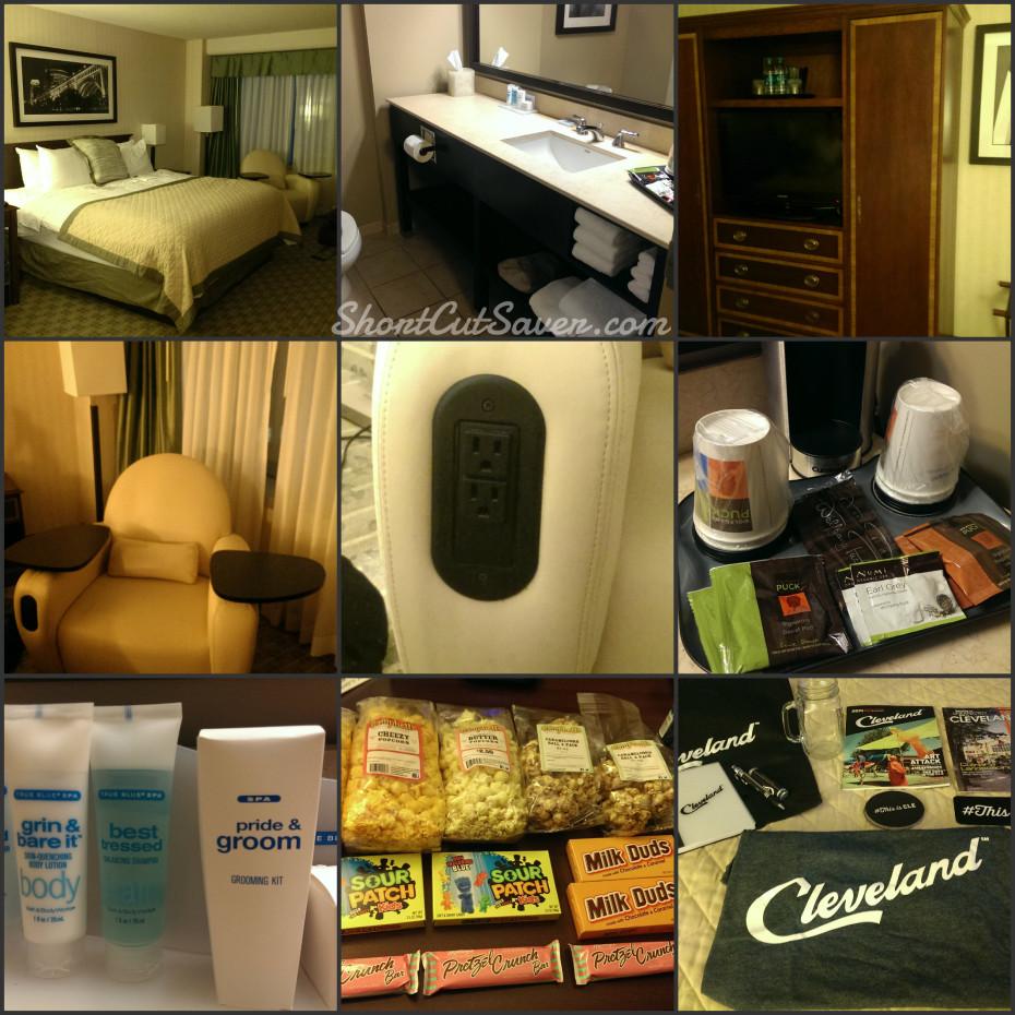 Wyndham Hotel Room