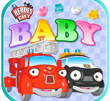 Heroes of the City Baby App Review