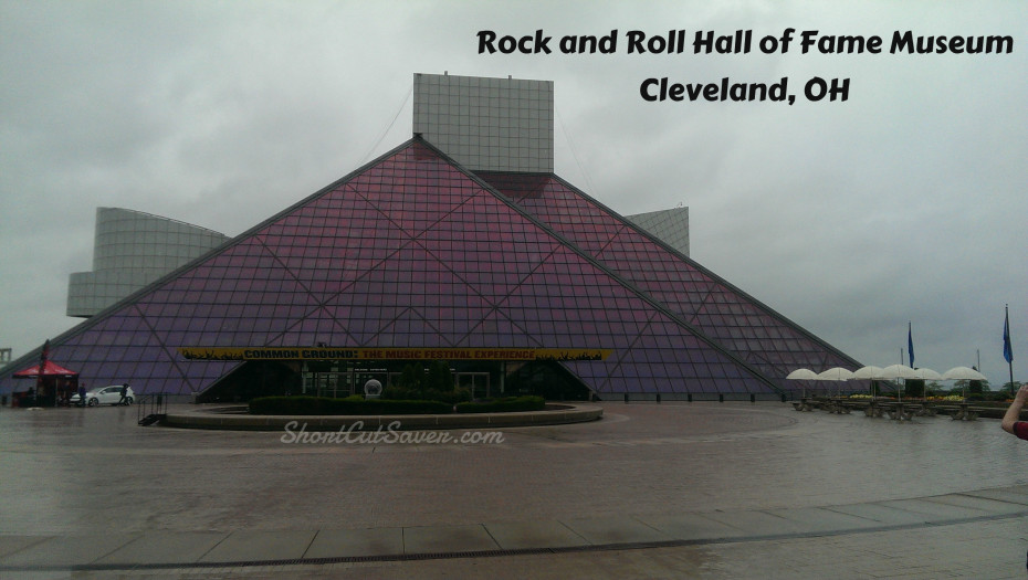 cleveland rock and roll hall of fame museum cleveland oh everyday shortcuts. Black Bedroom Furniture Sets. Home Design Ideas