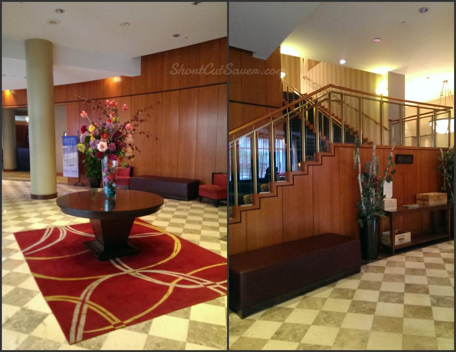 wyndham hotel lobby