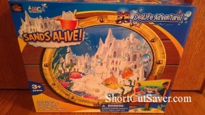Sands Alive! - Play Sand that Never Dries Out