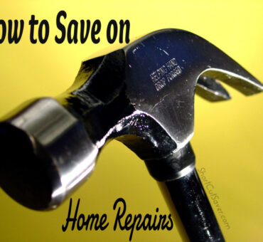 How to Save Money on Home Repairs