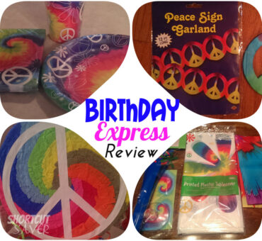 Birthday Express Party Supplies Review