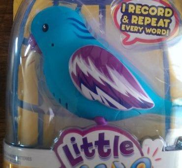 Moose Toys Introduces Little Live Pets Tweet Talking Birds