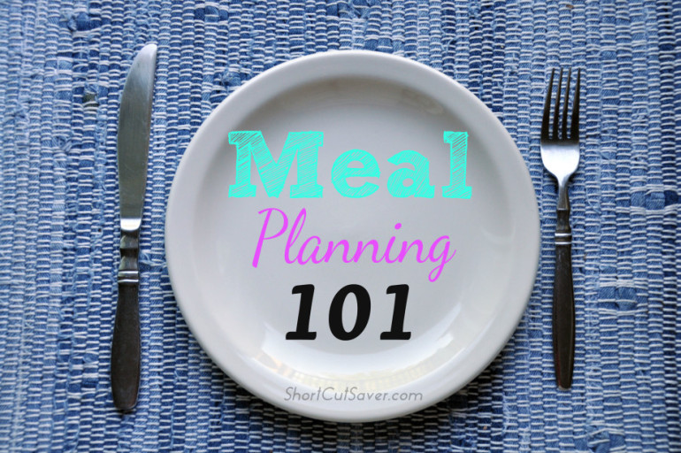 Meal Planning 101 + Free Meal Plan Printable
