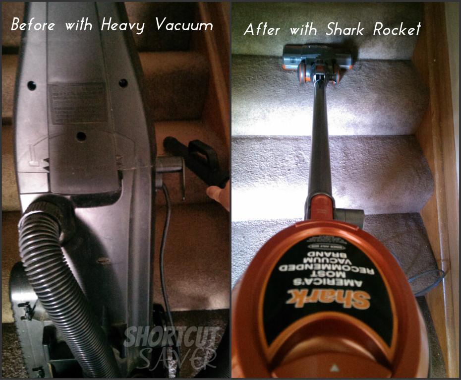Shark Rocket Stairs