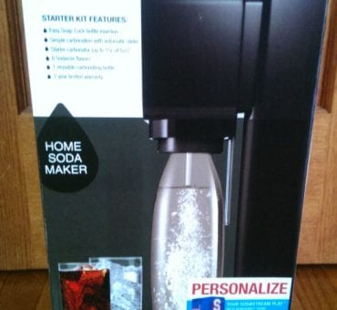 SodaStream PLAY Home Drinks Maker