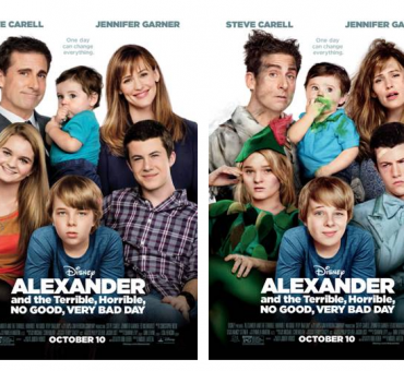 New Disney Movie ALEXANDER AND THE TERRIBLE, HORRIBLE, NO GOOD, VERY BAD DAY Preview #VeryBadDay #Blessed