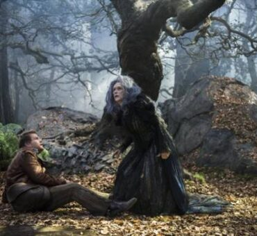 New Movie Trailer for Disney's INTO THE WOODS #Intothewoods