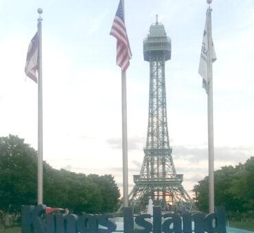 King's Island Theme Park - Mason, Ohio