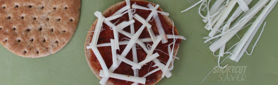 spider web pizza process