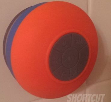 Abco Tech Water Resistant Wireless Bluetooth Shower Speaker Review