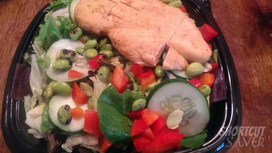 Wendy's Asian Cashew Chicken Salad