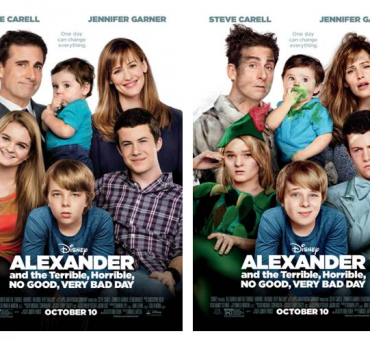 ALEXANDER AND THE TERRIBLE, HORRIBLE, NO GOOD, VERY BAD DAY Review #VeryBadDay