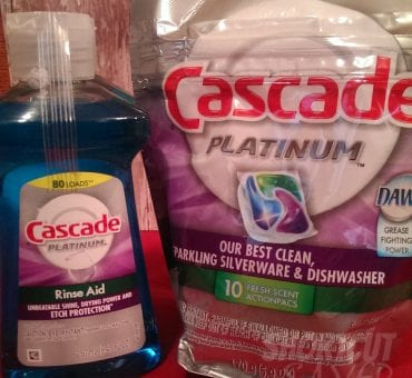 Save Time with Cascade Platinum #DDDivas #cascadeshiningreviews #sponsored @MyCascade