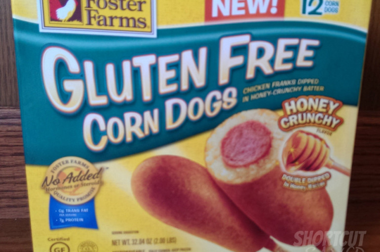 Foster Farm Gluten-Free Corn Dogs Review and Giveaway (5 Winners) #FFGlutenFree