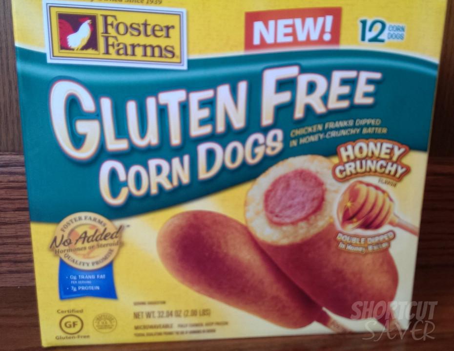 gluten-free corn dogs