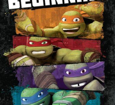 Teenage Mutant Ninja Turtles: The Complete First Season DVD Review
