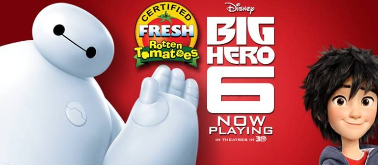 Big Hero 6 Now Playing in Theaters + Free Printable Activities, Science Experiments, & Recipes #BigHero6