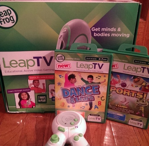 Leap into Gaming with LeapTV #LeapTV #MommyParties