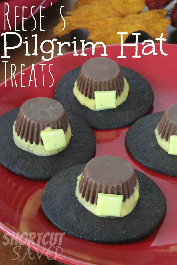 reese's pilgrim hat treats
