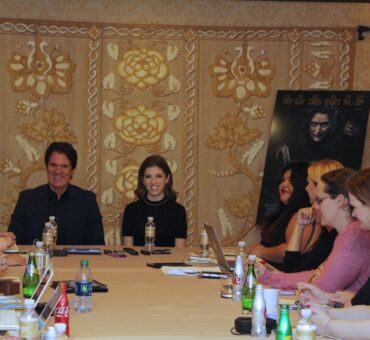 Into The Woods Interview with Anna Kendrick and Director Rob Marshall #IntoTheWoodsEvent